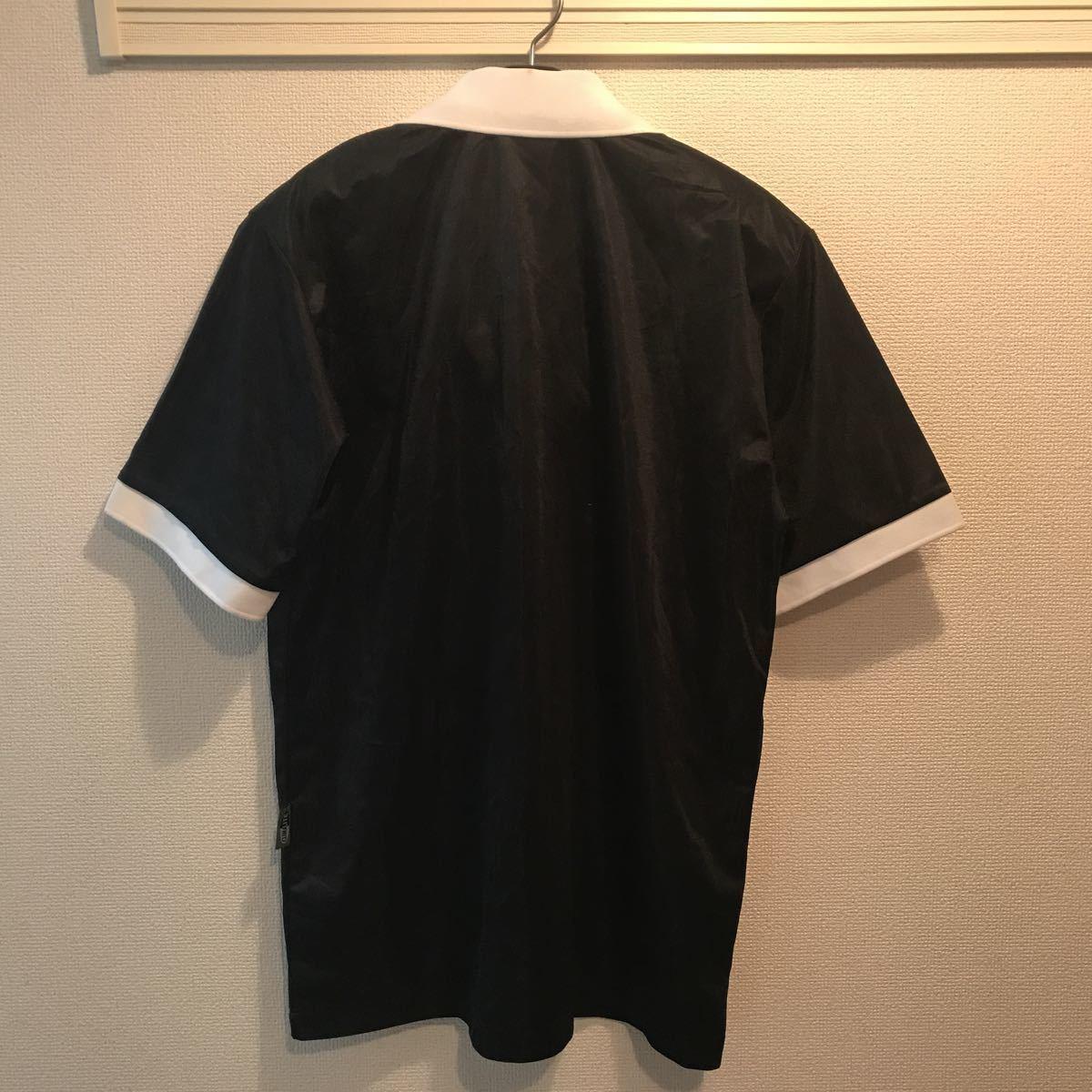 adidas 半袖ポロシャツ M