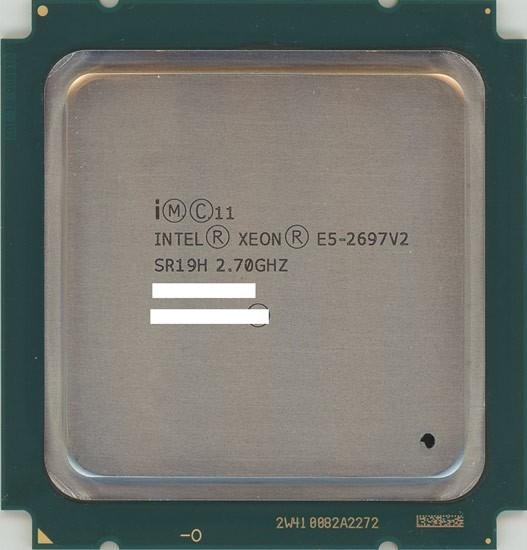 【中古】Xeon E5-2697 v2 2.7GHz 30M LGA2011 SR19H_画像1