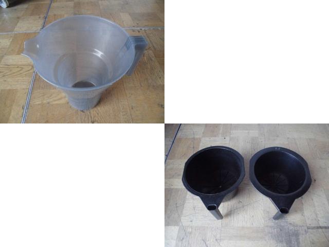 中古厨房 FMI 業務用 ドリップ コーヒーマシン カフェトロン CT-1105C+CT-150 アイスユニット ドッキングタイプ 三相 200V 100V_画像5