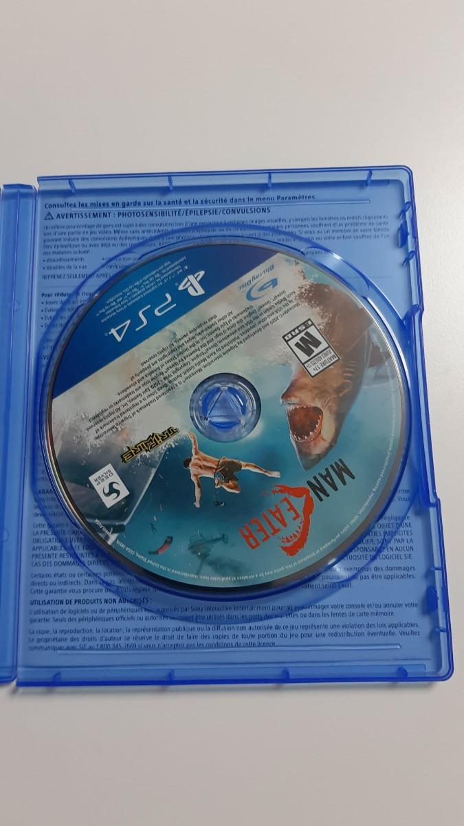 マンイーター PS4