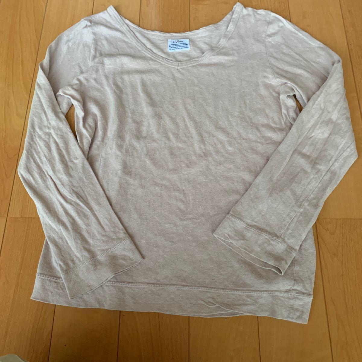 長袖Tシャツ カットソー