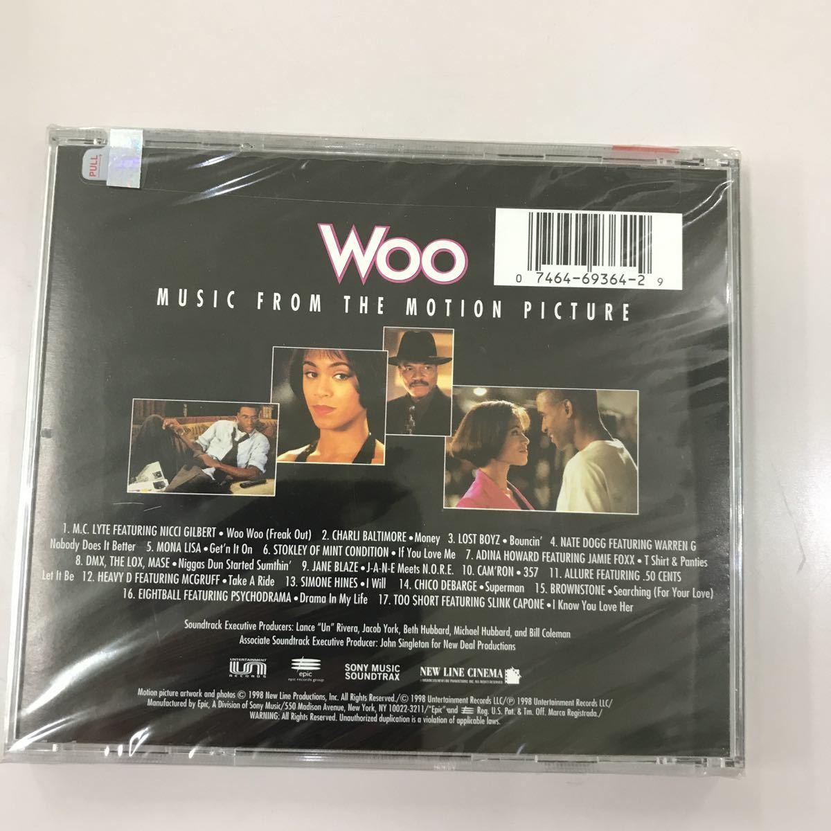 CD 未開封【洋楽】長期保存品 WOO