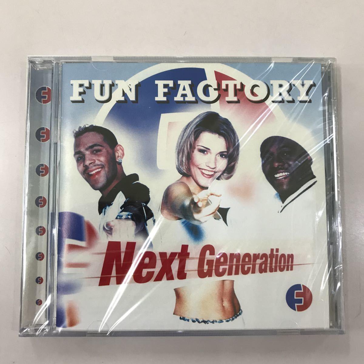 CD 未開封【洋楽】長期保存品 FUN FACTORY