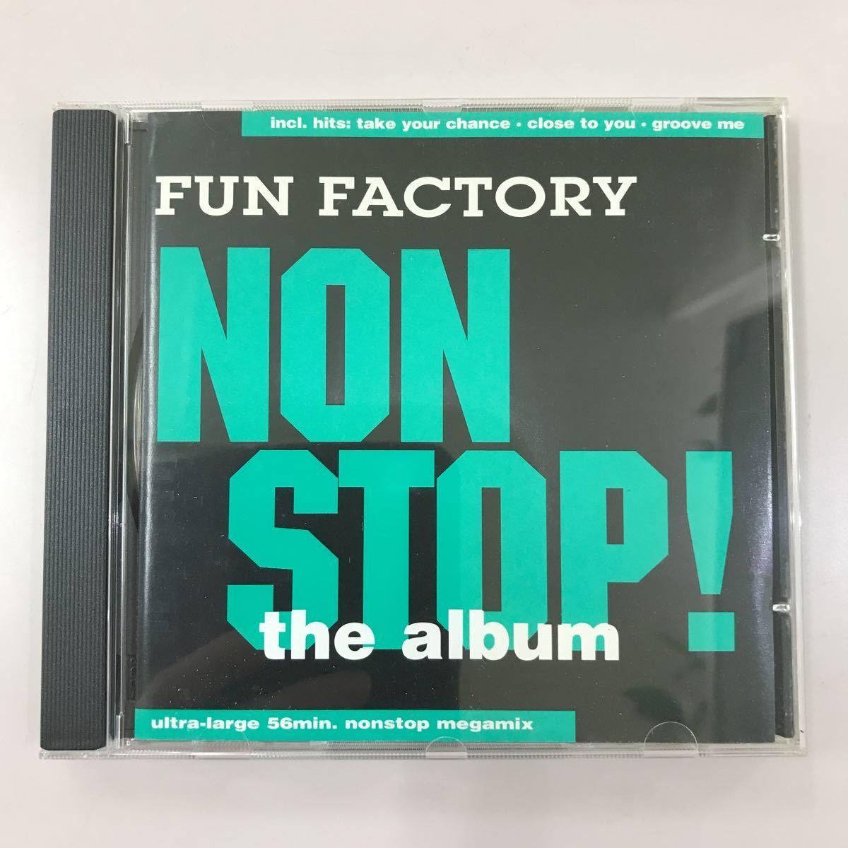 CD 中古☆【洋楽】fun factory