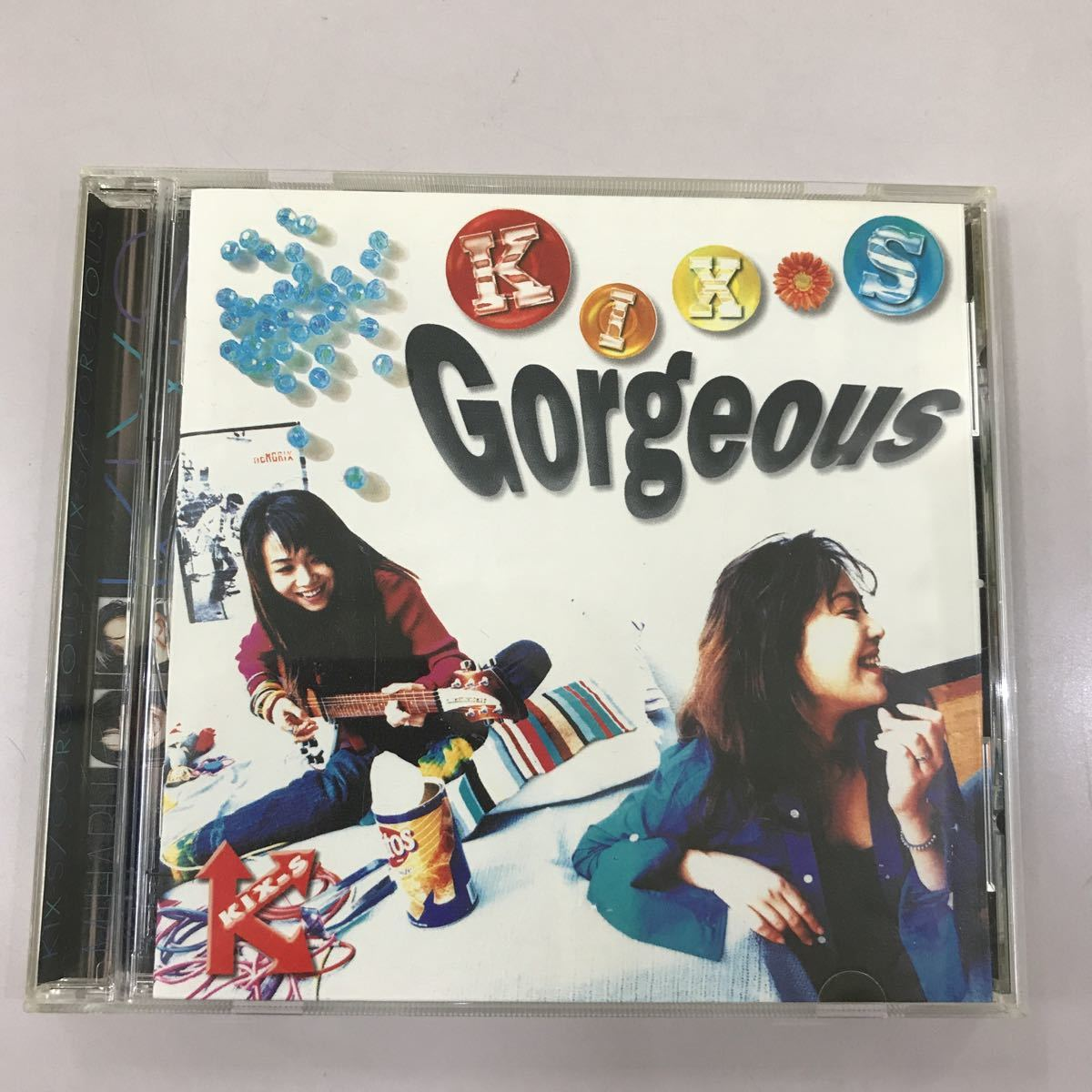CD 中古☆【邦楽】KIX-S Gorgeous