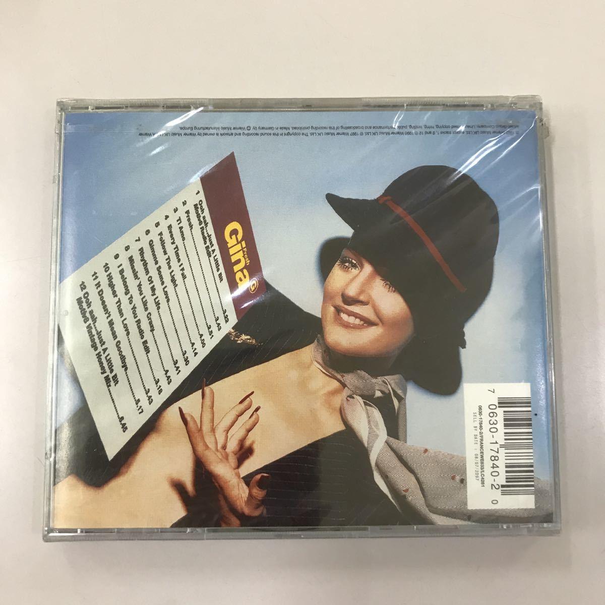 CD 未開封【洋楽】長期保存品 Gina G Fresh!