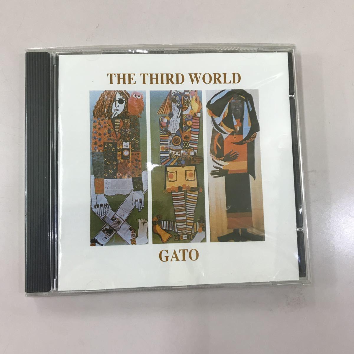 CD 未開封【洋楽】長期保存品 GATO