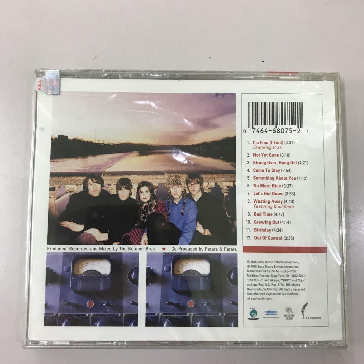 CD 未開封【洋楽】長期保存品 GETAWAY CRUISER