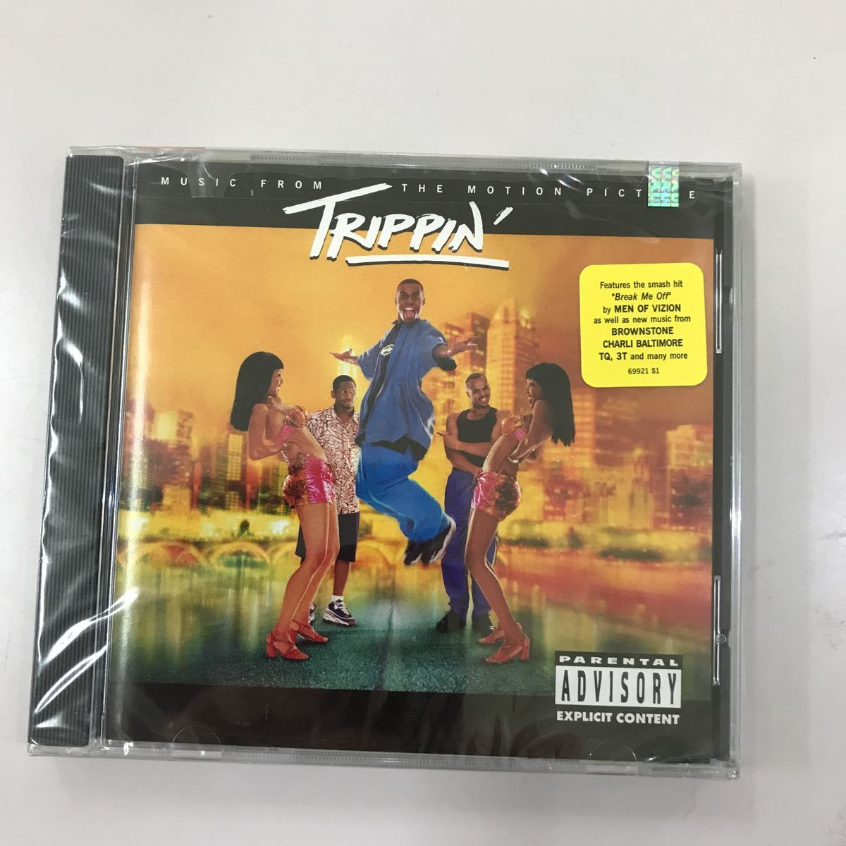 CD 未開封【洋楽】長期保存品 TRIPPIN'