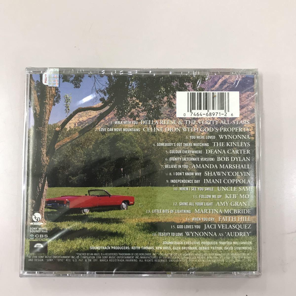 CD 未開封【洋楽】長期保存品 TOUCHED BY AN ANGEL