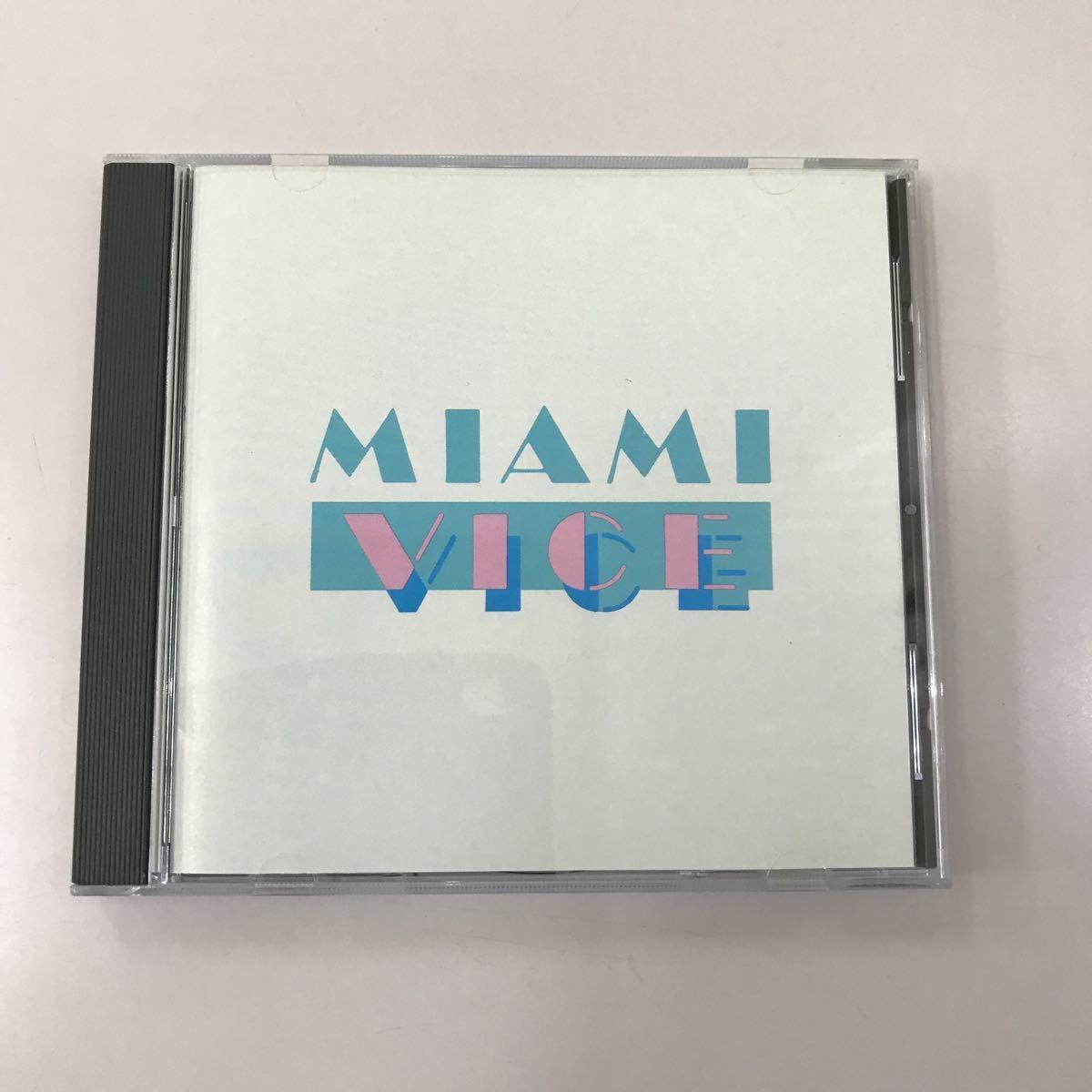 CD 中古☆【洋楽】MIAMI VICE