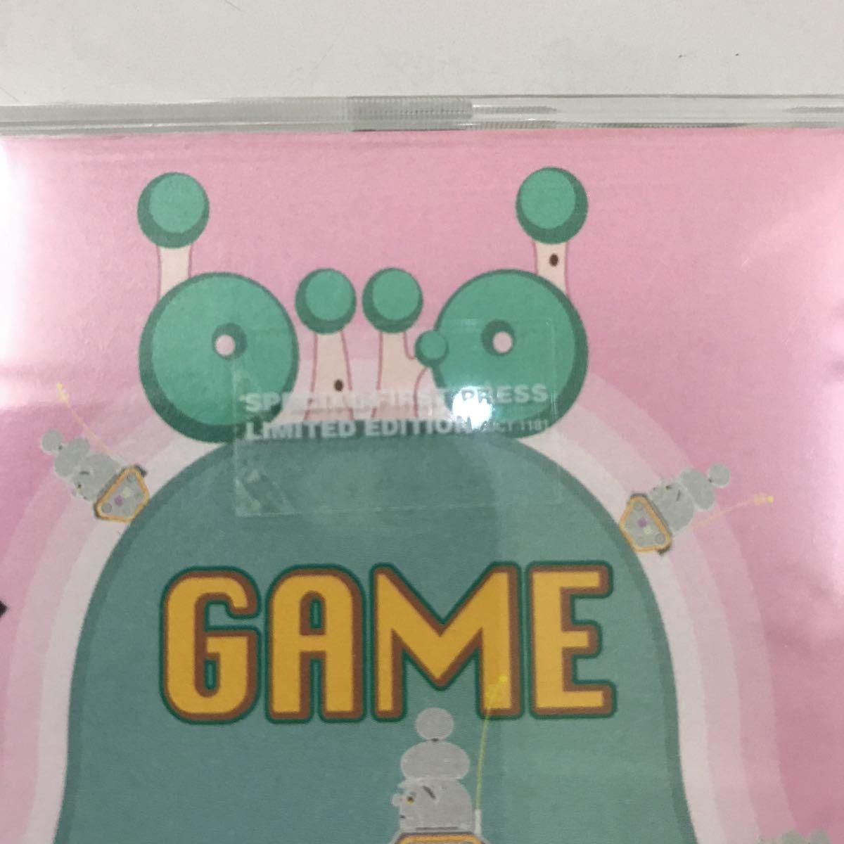 "CD 中古☆【邦楽】bird ""GAME"