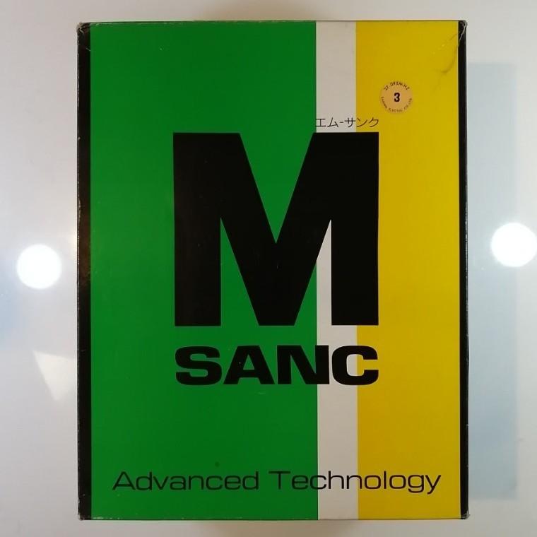 ラジコン プロポ  SANWA  M-SANC(ブレーキング仕様)