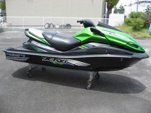 Kawasaki ジェットスキー ULTRA 300X 2012モデル 105時間 売り切り