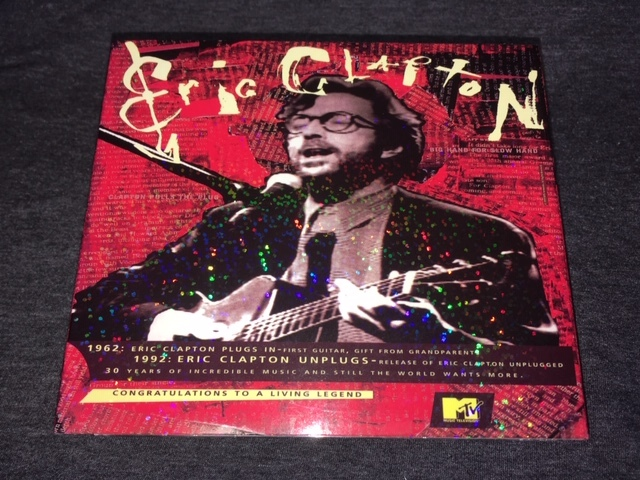 Mid Valley ★ Eric Clapton「Acoustic Waltz」4CD+2DVDスリップケース
