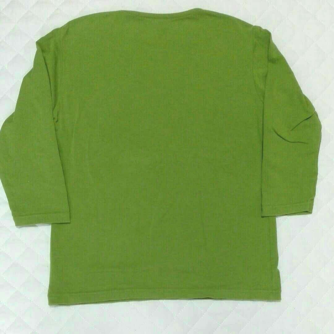 M UNIQLO カットソー  Tシャツ トップス 美品 レディース 女性服