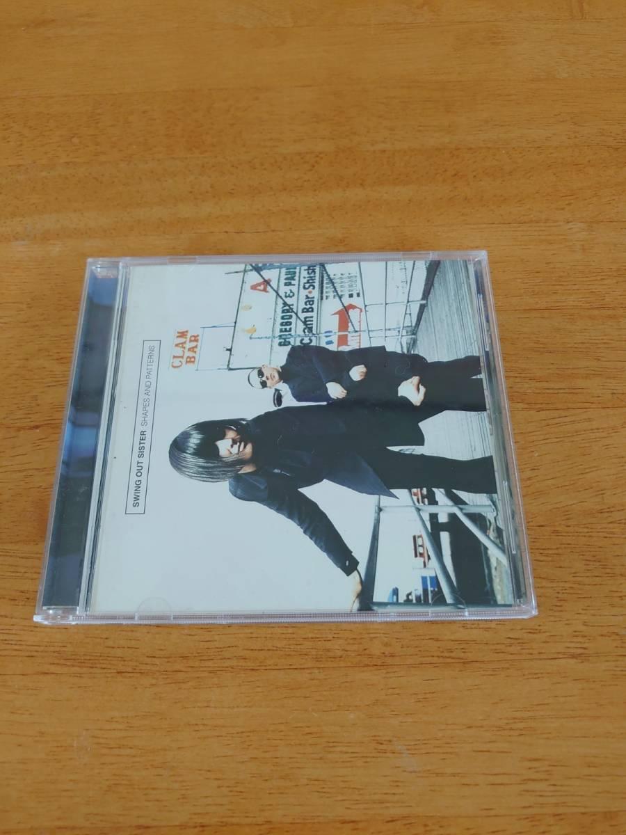 シェイプス&パターンズ SHAPES&PATTERNS/SWING OUT SISTER スウィング・アウト・シスター 国内盤 【CD】_画像1