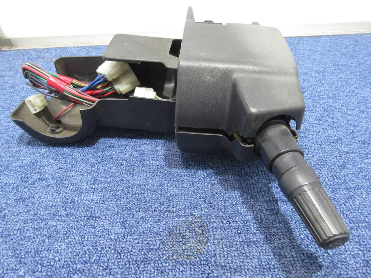 旧車 S130Z フェアレディZ ディマースイッチ ライトスイッチ ワイパースイッチ_画像4