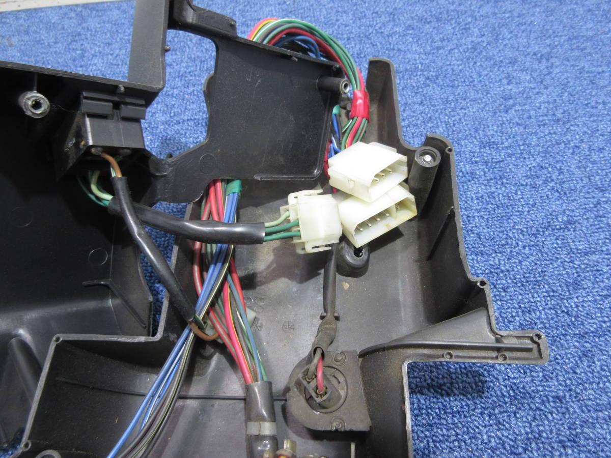 旧車 S130Z フェアレディZ ディマースイッチ ライトスイッチ ワイパースイッチ_画像6