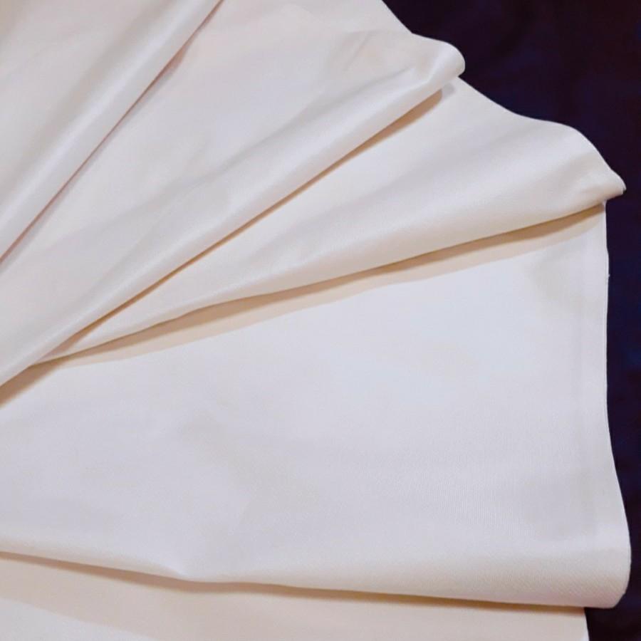 生地 帯 白 絹 はぎれ 厚手 ハギレ リメイク ハンドメイド ハギレ