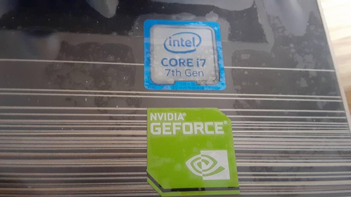 ほぼ新品 高性能ノートパソコン 「HP Pavilion Notebook15 au128tx」 15.6/Windows10/メモリ16GB SSD1TB+HDD1TB_CPUも高性能です