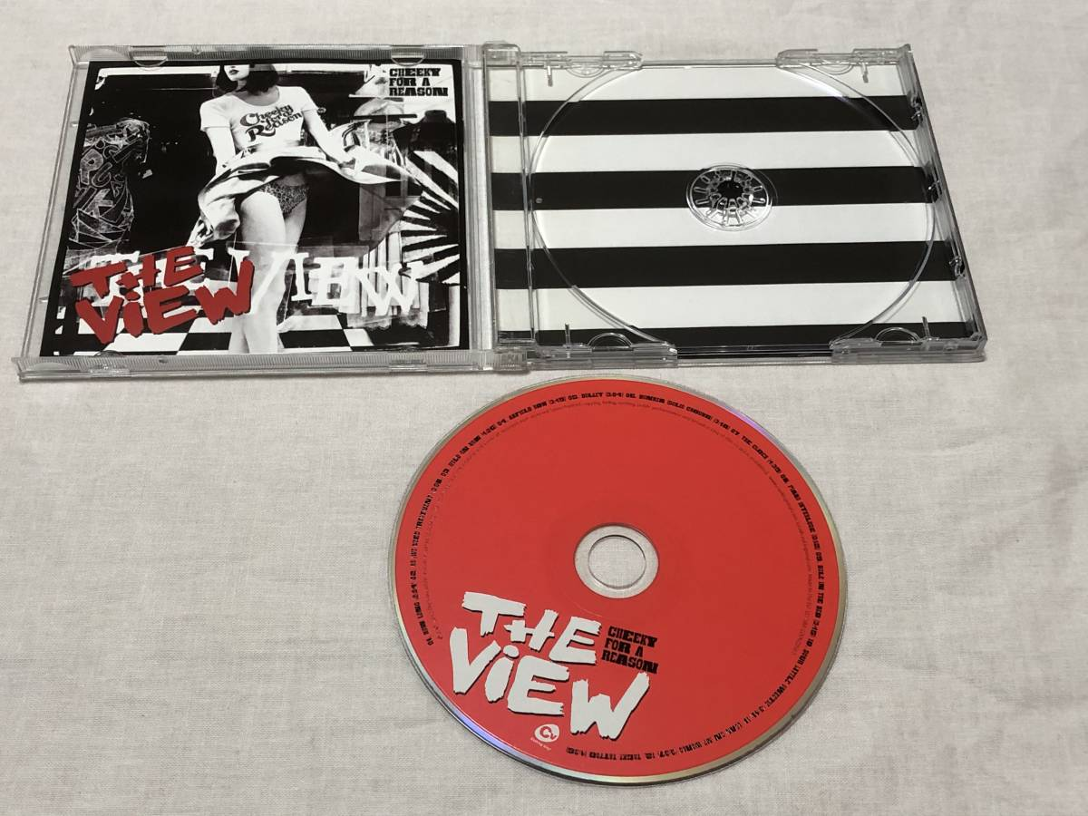The View ( ビュー )  Ropewalk / Cheeky For A Reason 2タイトルセット 輸入盤CD