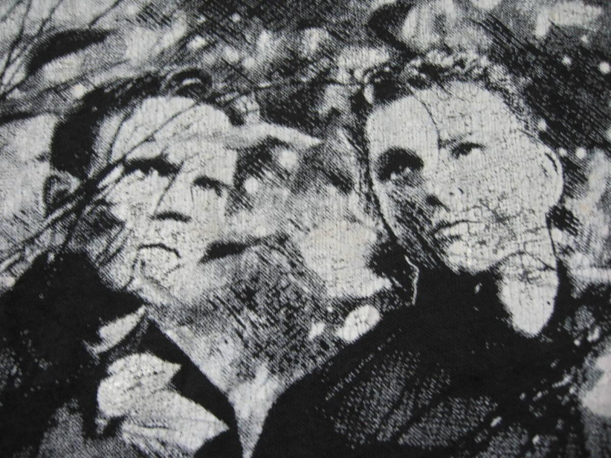 80's ERASURE WILD LIVE IN CONCERT Vintage Tee size XL PARAMOUNT Tシャツ Depeche Mode イレイジャー_画像4