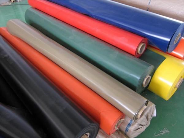<送料込の簡易梱包>カヤック補修にPVCカヤック生地/0.7mm 75/50cm 各カラー_画像3