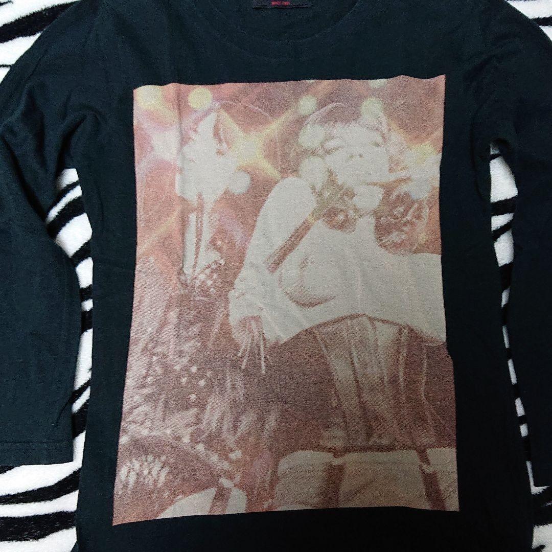 ヒステリックグラマーロングTシャツ