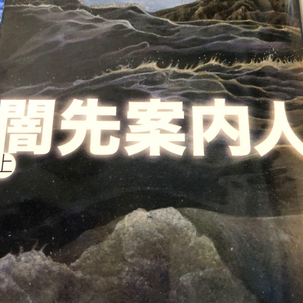闇先案内人  上  下  大沢在昌  著 - 文藝春秋