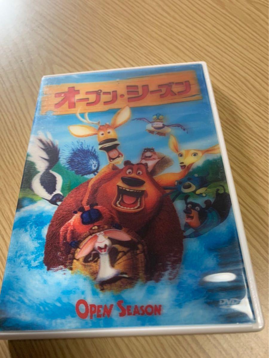 DVD オープンシーズン アニメ