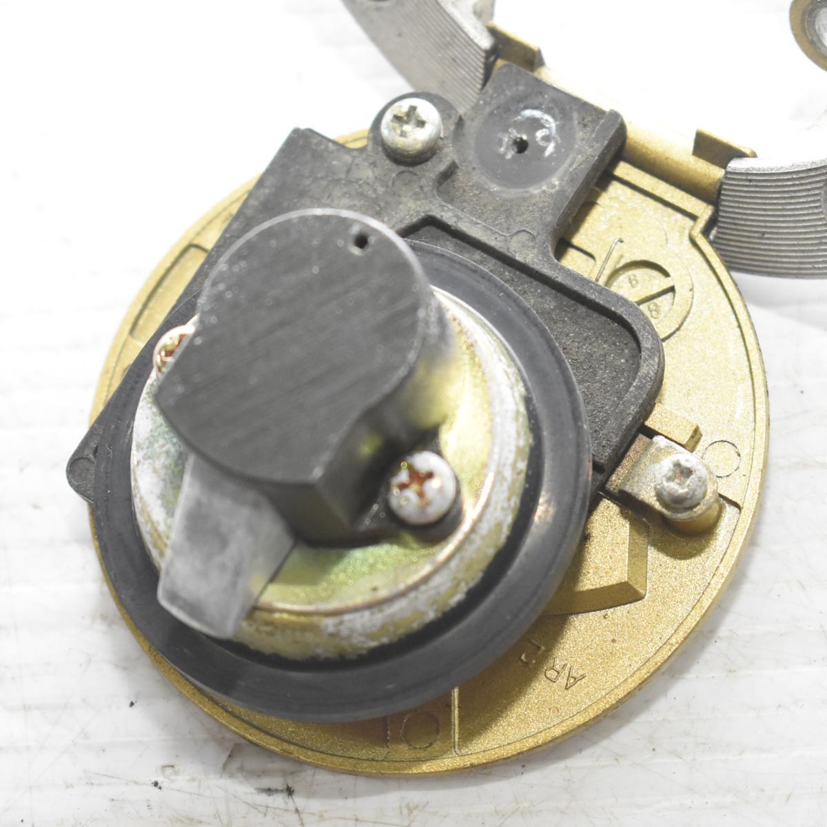ドゥカティ SS900 ZDM1LC メインキー タンクキャップ シートロック 共通キーセット 【A】ASV_画像9