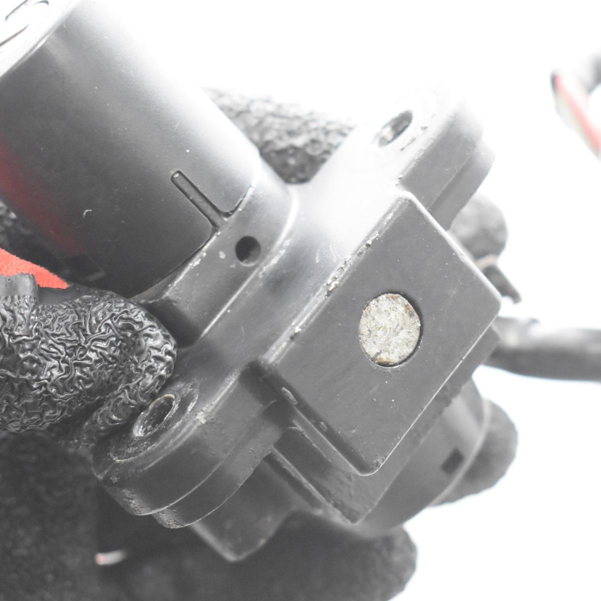 ドゥカティ SS900 ZDM1LC メインキー タンクキャップ シートロック 共通キーセット 【A】ASV_画像7