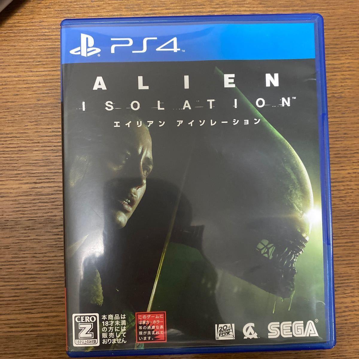【PS4】 ALIEN:ISOLATION -エイリアン アイソレーション-