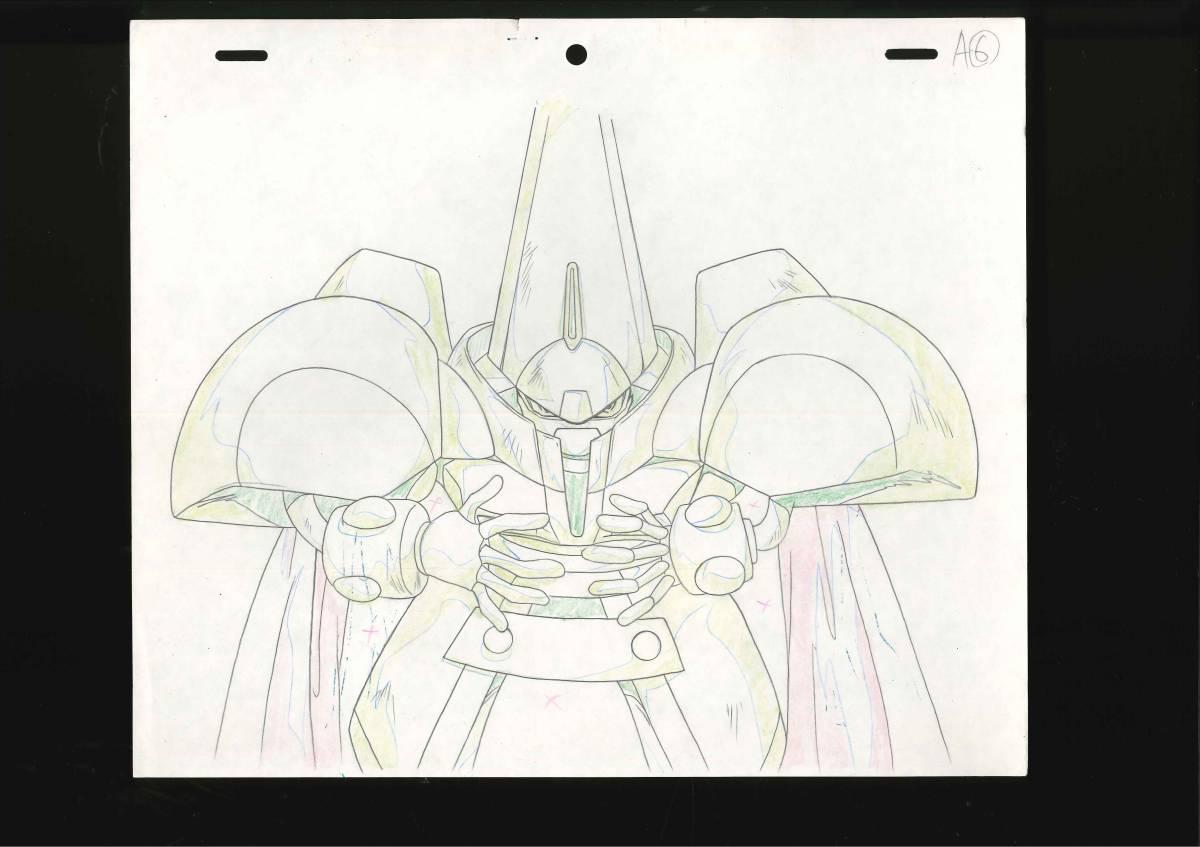 覇王大系リューナイト Lord of Lords Ryu Knight セル画 08_画像2