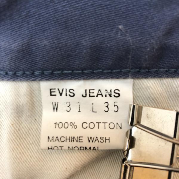 EVISU エヴィス コットン ワークパンツ 312501xx 31 10058495