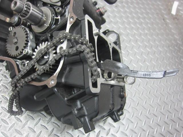 実動 カワサキ ニンジャ250R EX250K エンジン本体 腰下 EX250KE-A30** Ninja250R_画像10