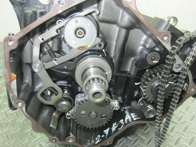 実動 カワサキ ニンジャ250R EX250K エンジン本体 腰下 EX250KE-A30** Ninja250R_画像6