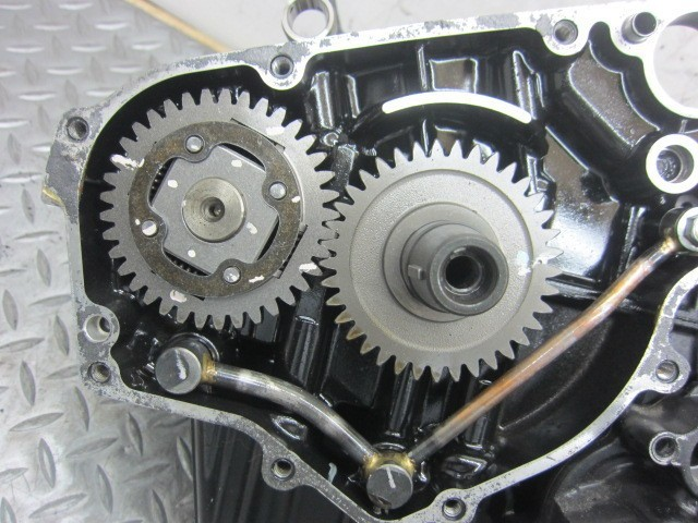 実動 カワサキ ニンジャ250R EX250K エンジン本体 腰下 EX250KE-A30** Ninja250R_画像8