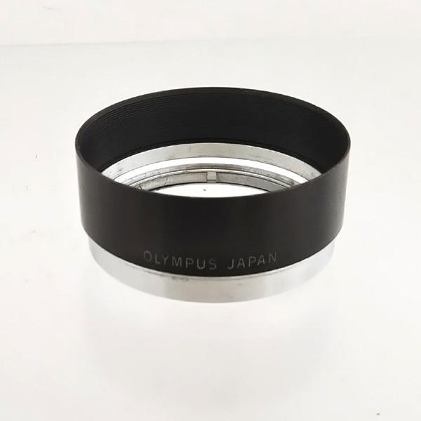 オリンパス OLYMPUS PEN-F用レンズフード 40/F1.4・38/F1.8