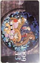 【テレカ】麻宮騎亜 菊池通隆 サイレントメビウス コンパイラ 快傑蒸気探偵団 コレクター・ユイ スタジオトロン 6S-A2009 Aランク_画像1