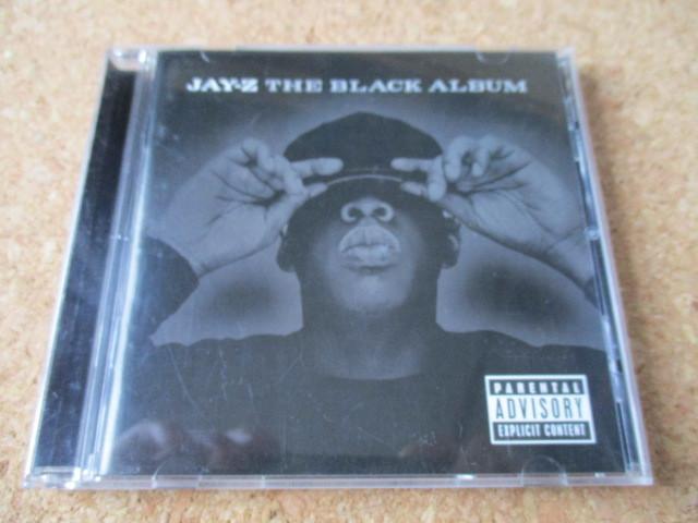 Jay-Z/The Black Album ジェイ-Z 2003年 大傑作・大名盤♪廃盤♪リスペクトする、12人のプロデューサーを起用♪ヒップホップ・レジェンド♪_画像1