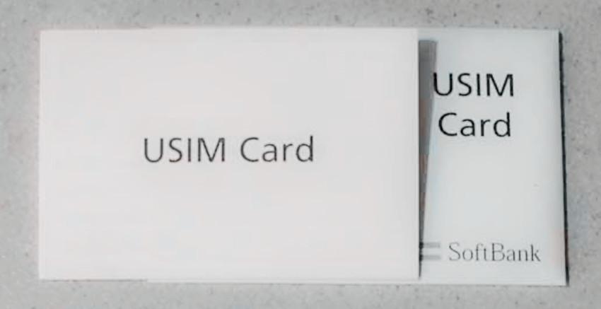ソフトバンク◆解約済み◆SIMカード【白ロムケータイの起動確認が可能に】SoftBank 3G 標準USIMカード シルバー◆未使用◆_画像3