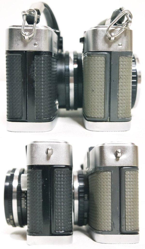 H527●日本製 OLYMPUS オリンパス フィルムカメラ 4台セット PEN D3/PEN EE/PEN EED/TRIP 35 オリンパス ペン トリップ_画像3