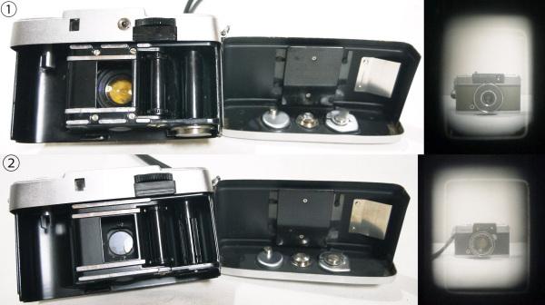 H527●日本製 OLYMPUS オリンパス フィルムカメラ 4台セット PEN D3/PEN EE/PEN EED/TRIP 35 オリンパス ペン トリップ_画像6