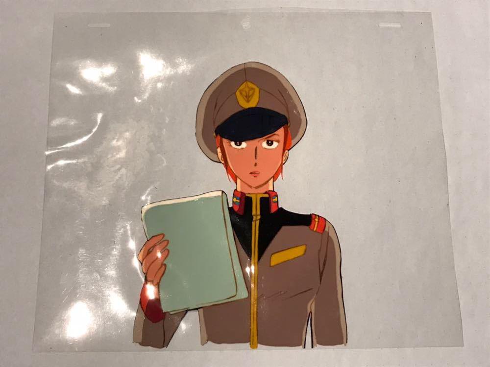 セル画 機動戦士ガンダム マチルダ 1,000円スタート_画像1