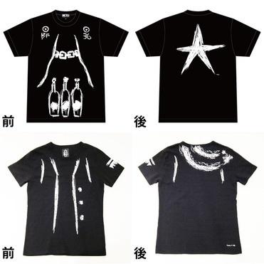 新品 まとめ売り お買い得 ★ サイズ M 4点セット ブラック ホワイト ポロシャツ Tシャツ_画像2
