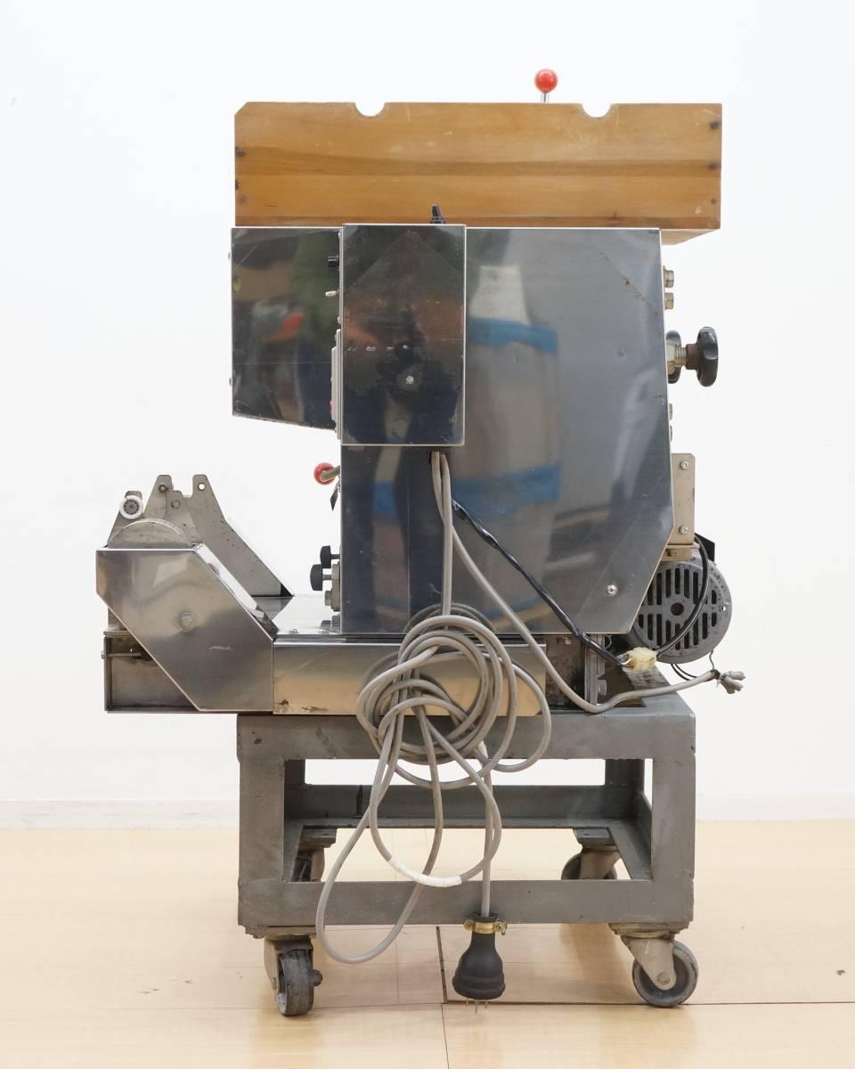 【さぬき麺機】麺製造機 せと TS-5型 幅約63.5cm 小型 手打ち麺機 専門制作 厨房機器 飲食店 店舗 業務用_画像3