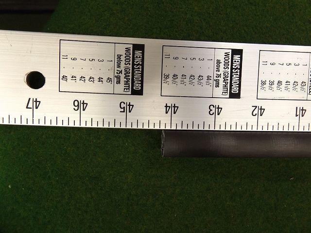 【税込】【801】TRPX air R 44.125インチ トリプルエックス シャフト単品 _画像2