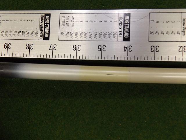 【税込】【801】TRPX air R 44.125インチ トリプルエックス シャフト単品 _画像5
